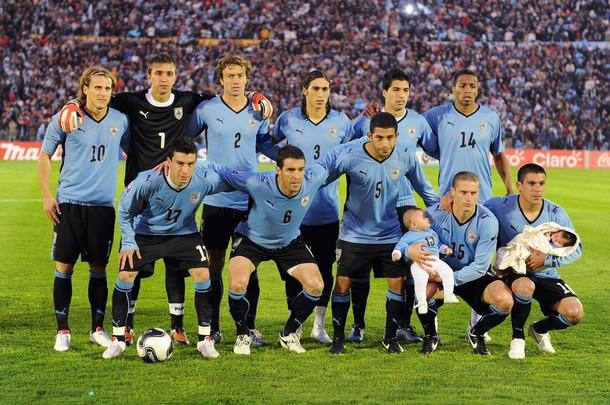 футбол уругвай